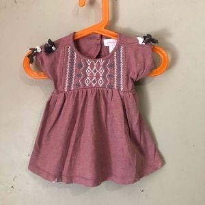 Tommy Bahama 12M Baby Pink Casual Cute Dress